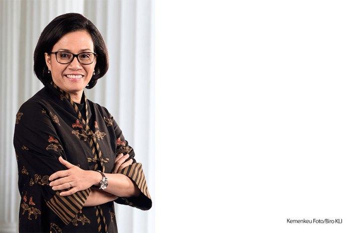 Sri Mulyani Kembali Jadi Menteri Terbaik