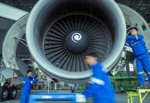 GMF Ikut Ketiban Rezeki Gemerlapnya Bisnis Transportasi Udara