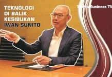Teknologi di Balik Kesibukan Iwan Sunito