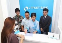 J Trust Bank Luncurkan Uang Elektronik