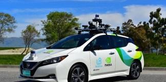 WeRide Pamerkan Teknologi Kendaraan Otonom Level 4