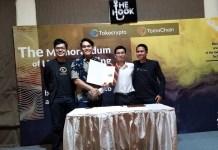 Dorong Industri Berbasis Blockchain, Tokocrypto Gandeng TomoChain