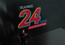 24 Tahun Telkomsel: Menguasai 168 Juta Pelanggan