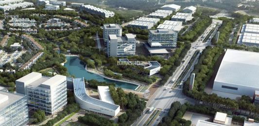 Titik Awal Pembangunan Kawasan Industri US$300 Juta di Karawang – TechnoBusiness ID