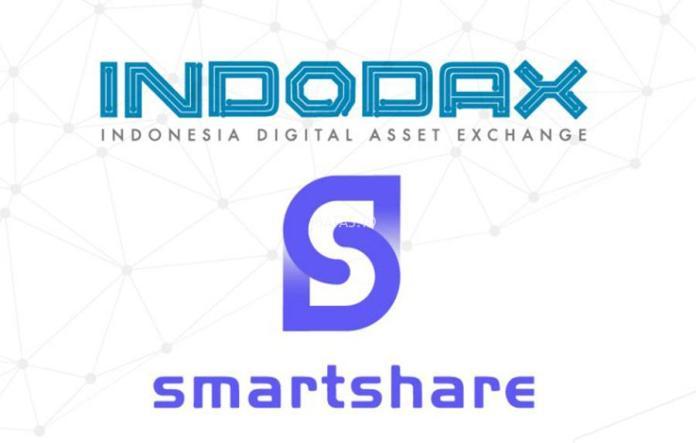 Listing di Indodax, Investor Bisa Deposit Smartshare (SSP) Jam 12 Ini
