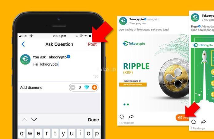 Transaksi Koin Digital di Tokocrypto Capai Rp4 Miliar per Hari – TechnoBusiness ID