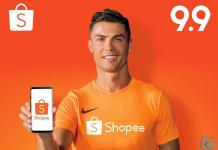 Wow, Cristiano Ronaldo jadi Duta Shopee – TechnoBusiness Star