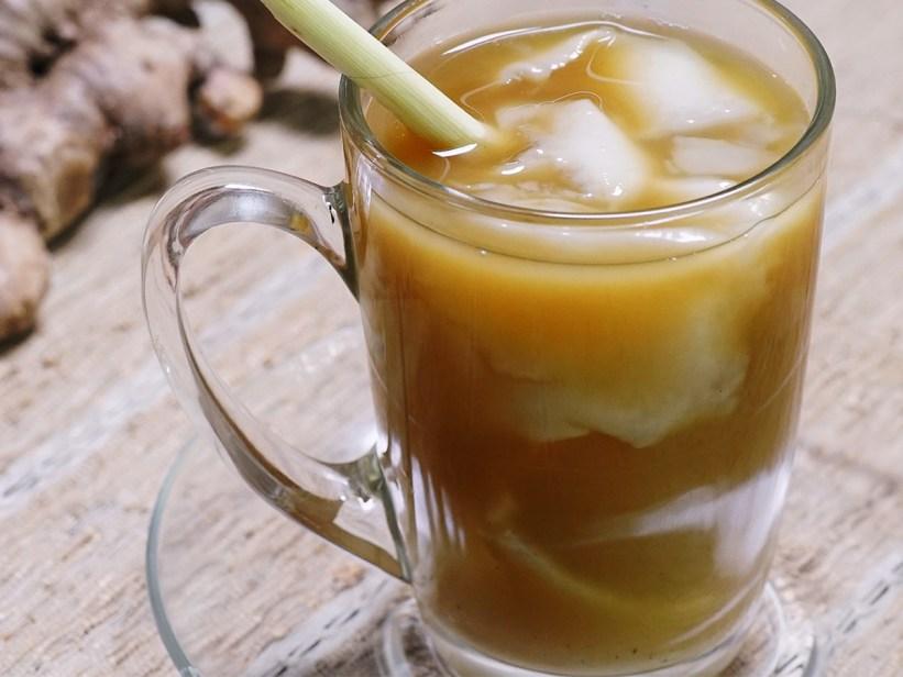 minuman kesehatan tradisional bandrek