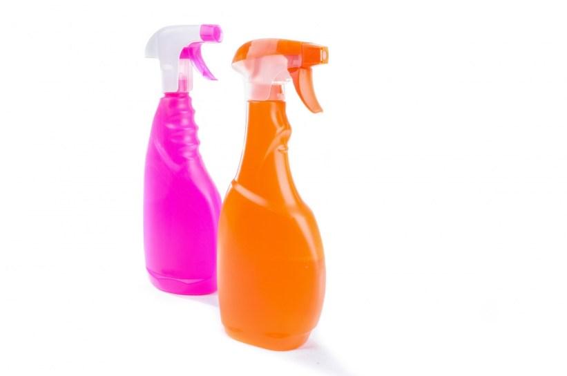 alat pembersih dapur - botol penyemprot (spray)