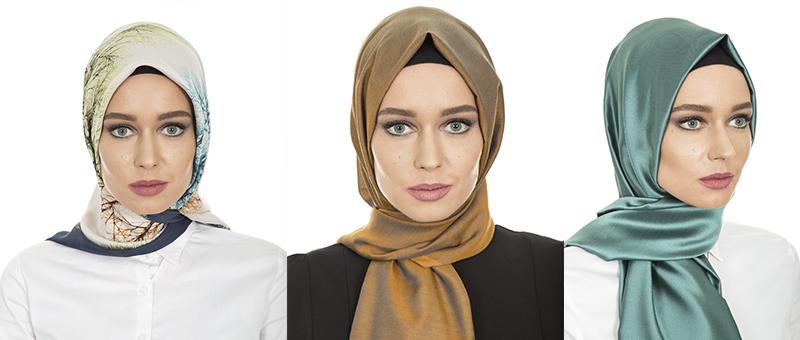 macam-macam jilbab