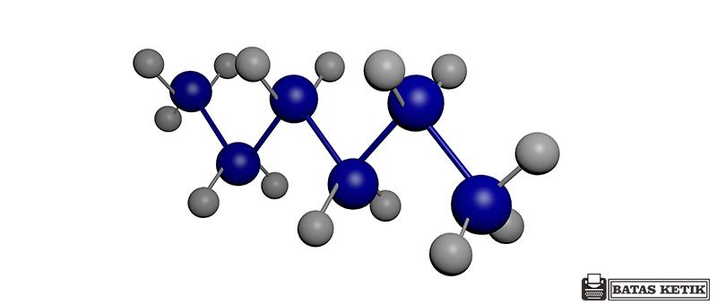 cover perbedaan molekul unsur dan molekul senyawa