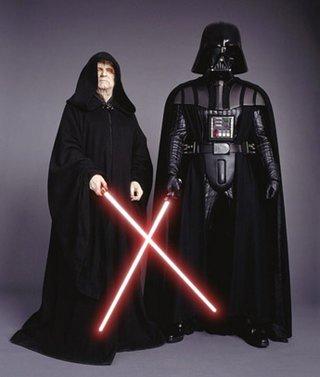 O Imperador e Vader passarão por uma grande provação
