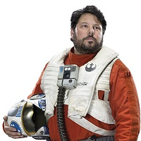 Temmin Wexley seria esse piloto de X Wing do Episódio VII