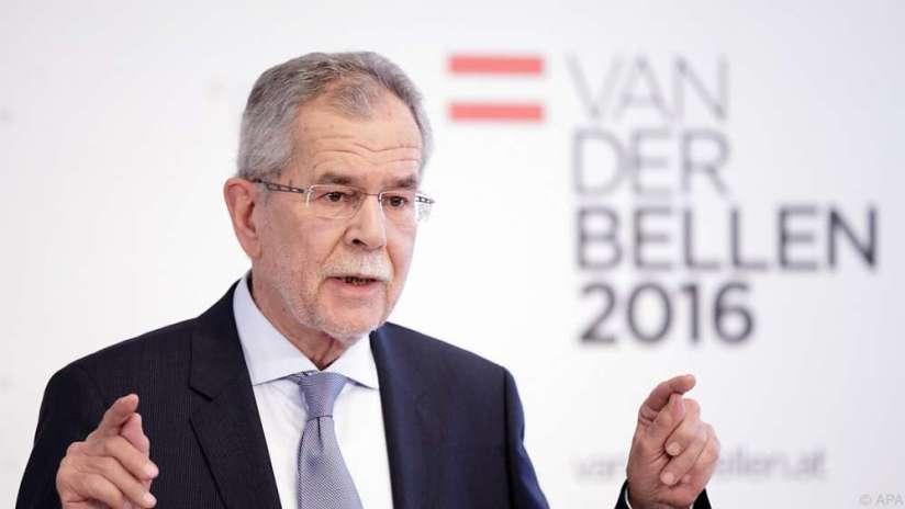 Waarom de nieuwe Oostenrijkse president Van der Bellen niet deugt