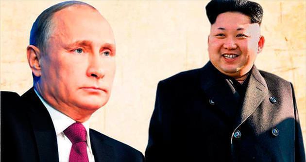 Gaat Kim eindelijk zijn ballen tonen?