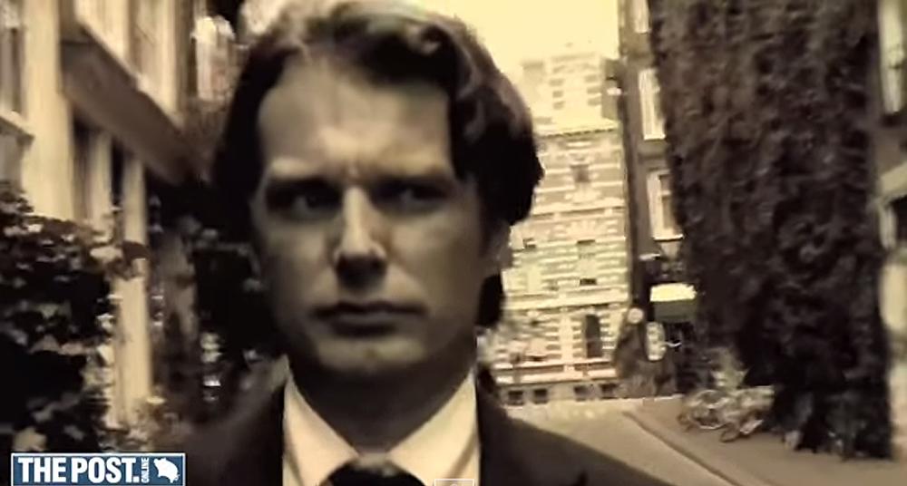 Briefje van Omejan: aan Bert Brussen