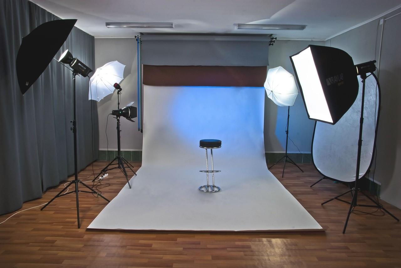 как сделать свет для фотосессии дома участки картинки