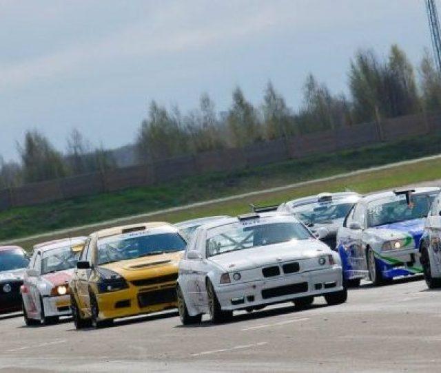 Baltic Circuit Racing Season Opening In Parnu This Weekend