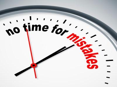Avoid divorce mistakes