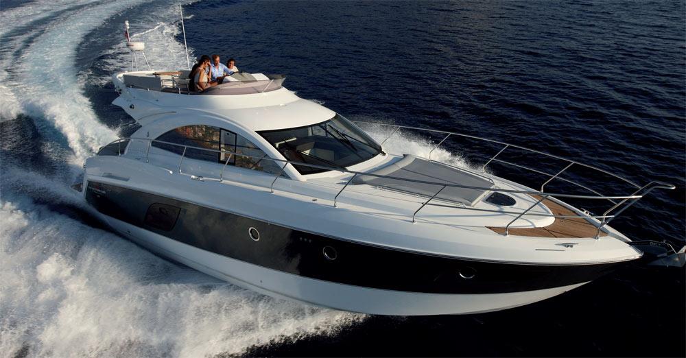 Fiche Technique Beneteau Flyer Gran Turismo 49 Youboat FR