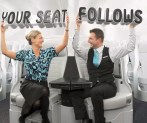 In Premium Economy you can travel with a partner or by yourself.