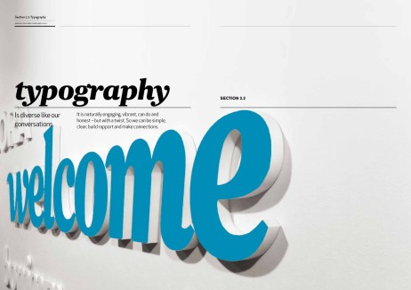Air New Zealand Brand Guidelines Page 23