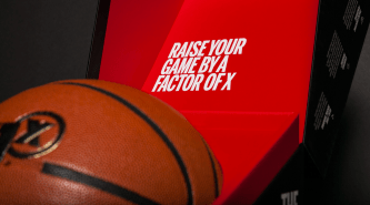 Wilson X Connected Basketball packaging reveal