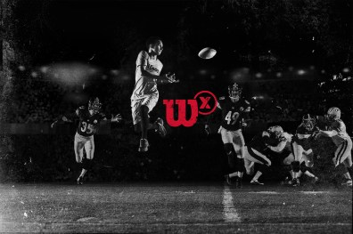 "Wilson X Football ""The Catch"""
