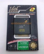 baterai double power sony xperia ep500