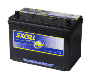 Baterias Excell Free 95Ah EXF95TPE