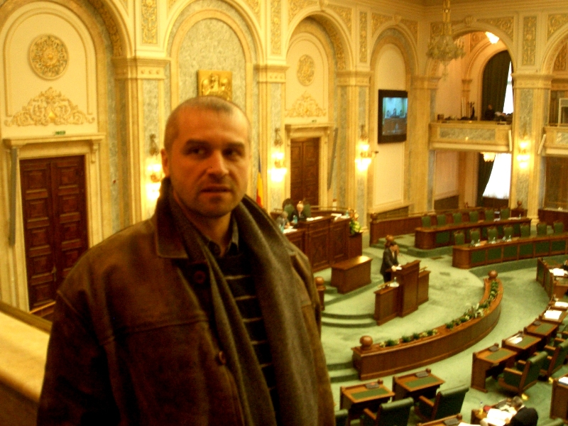 GeoBateSaua in Parlament