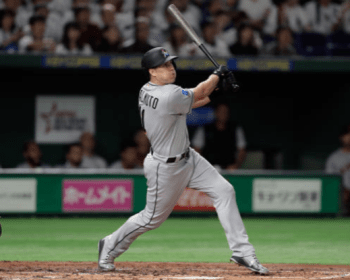 JT Realmuto. Marlin for how long?