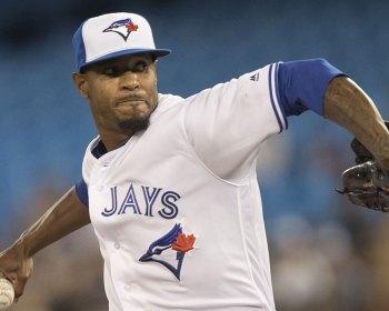 Edwin Jackson pitching