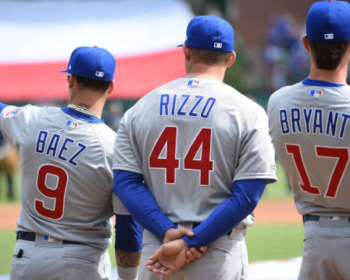Cubs - trio of stars