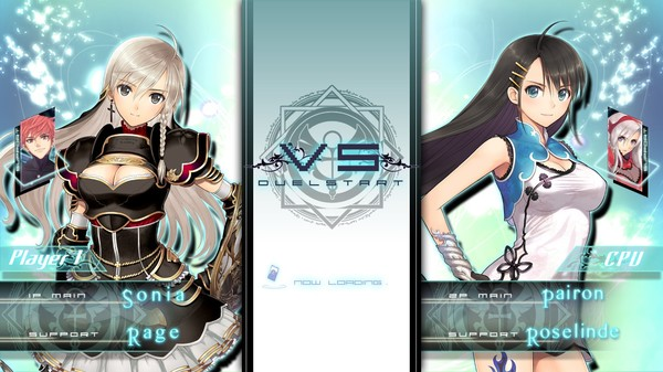 Blade Arcus from Shining: Battle Arena  [2.1GB]