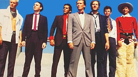 The Hong Kong Cavaliers from The Adventures of Buckaroo Banzai