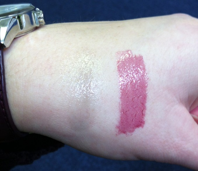 Twilight Beauty Lip Gloss swatches