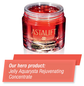 Astalift Aquarysta Rejuvenating Concentrate