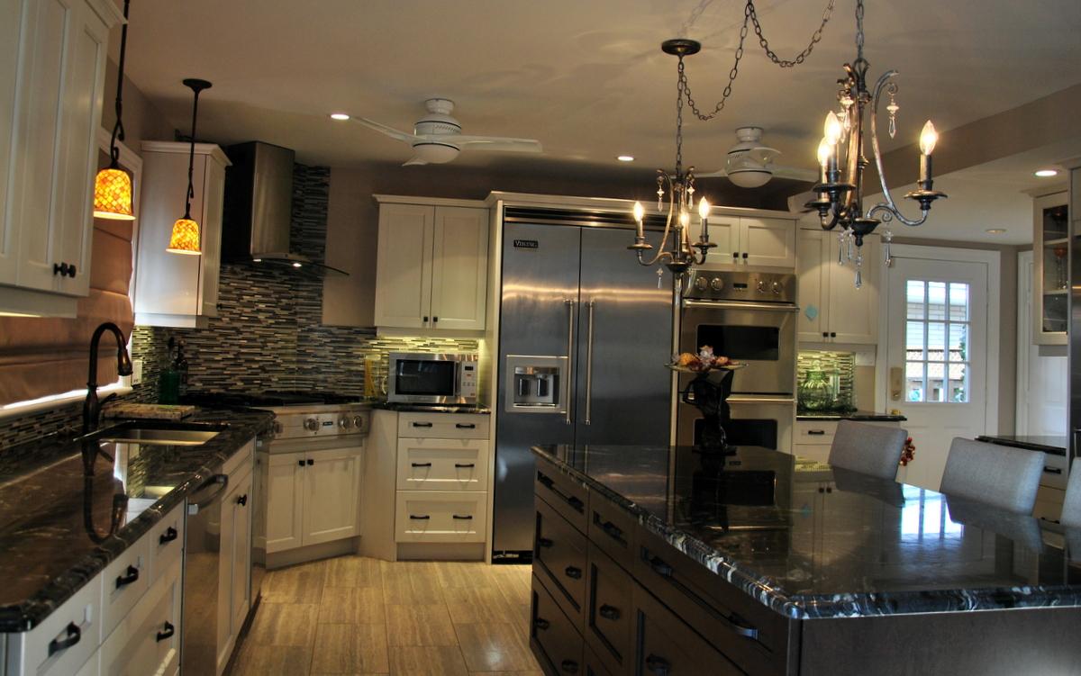 Denver Kitchen Countertops - Denver Shower Doors & Denver ... on Dark Granite Countertops  id=19094