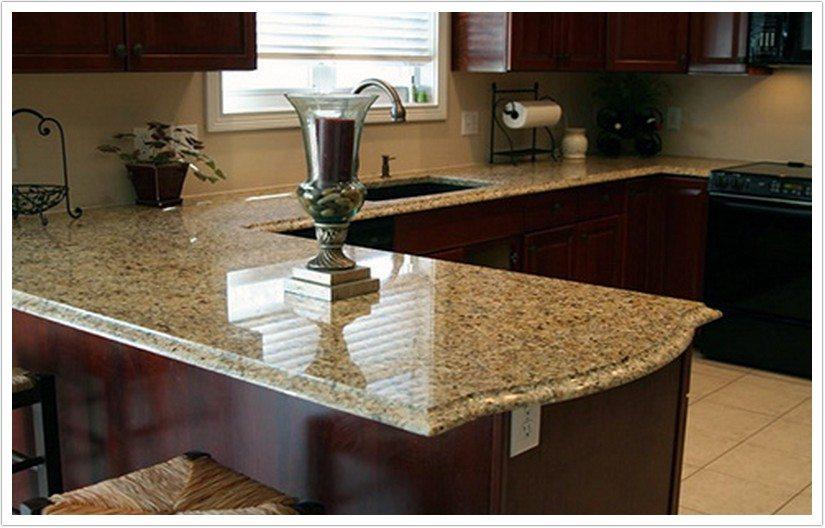 Venetian Gold Granite Bath Amp Granite Denver