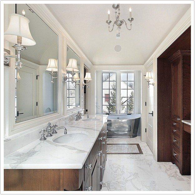 Calacatta White Marble Bath Amp Granite Denver