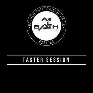 Taster online session