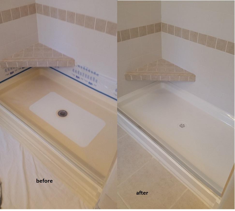Resurfacing and Repairs Bathrooms