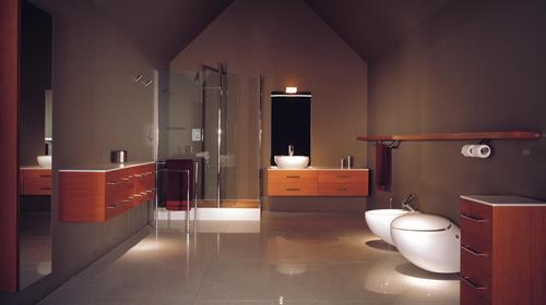 Bath + Bathroom Decoration