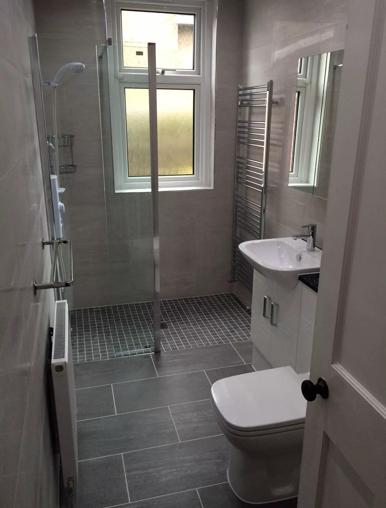 Creating bathrooms in small spaces   BMAS on Small Space Bathroom  id=15397