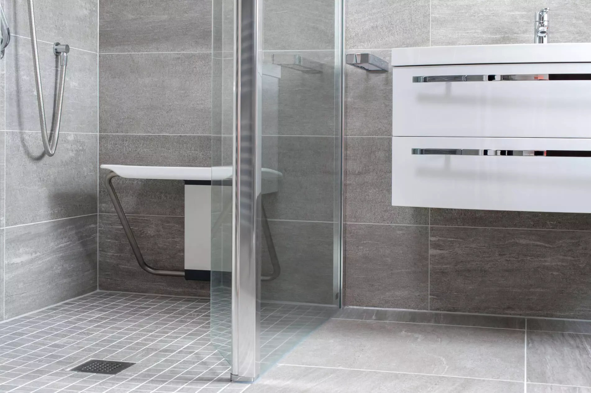 shower seats how to measure up