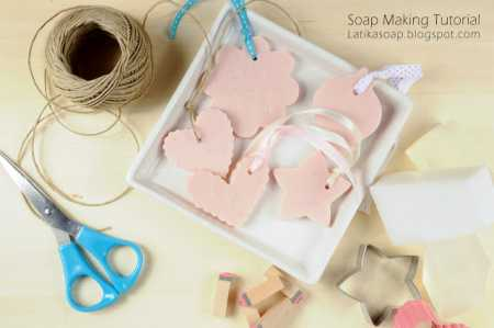 diy soap wedding favors