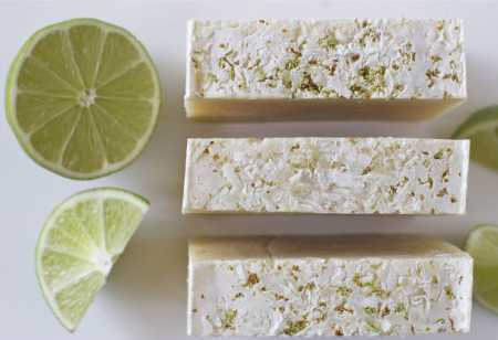 Coconut-Lime-Soap