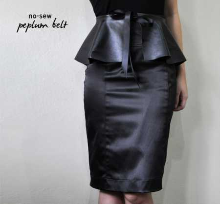 peplum-belt