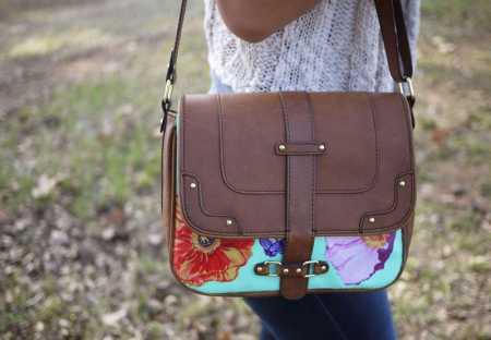 Style Me Quick – Decoupage Handbag